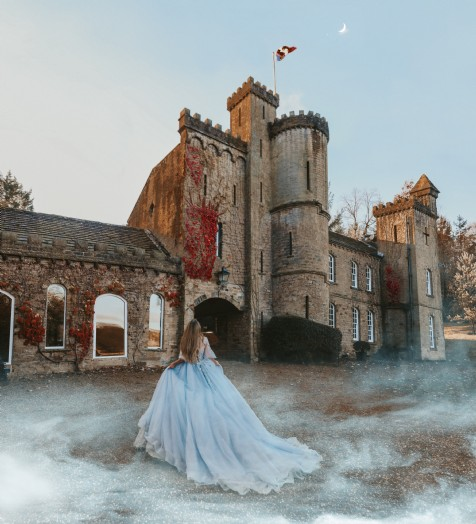 Fantastical castles, towers and follies - Collections