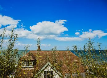 Artists´ Beach House Weddings at Whitstable