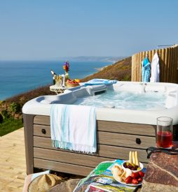 Seaglass self-catering East Cornwall