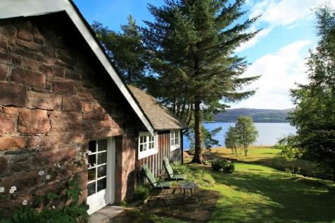 Our Highland Castaway