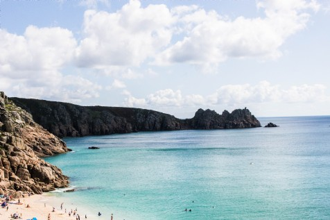 A Perfect Family Weekend in Porthcurno