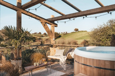 The Best British Homestays with Hot Tubs