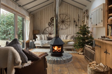 Luxury Homes for a Christmas Break