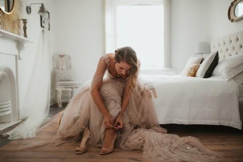 A Whimsical Elopement Wedding