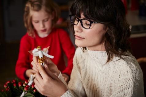 Joules Christmas Photoshoot at Wishbone