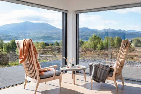 The Interior Inspiration Behind our Scottish Hideaway