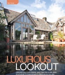 Luxurious Lookout - Self Build and Design