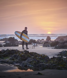 Top Ten UK Surf Breaks