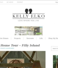 Eclectic Home Tour – Filly Island