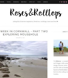 Our Week in Cornwall - Exploring Mousehole