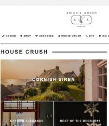 House Crush - Cornish Siren