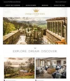 New Luxury Welsh Mountain Retreats