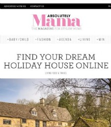 Find Your Dream Holiday House Online