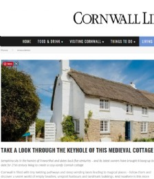 Take a Look Through the Keyhole of this Medieval Cottage