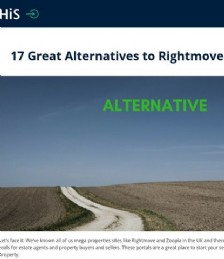 17 Great Alternatives to Rightmove in UK Today