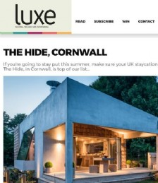 The Hide, Cornwall