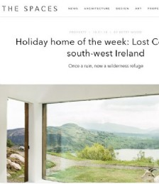 Holiday home of the week: Lost Cottage in south-west Ireland