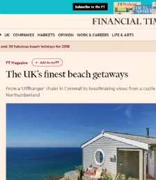 The UK´s Finest Beach Getaways