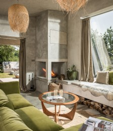 The Hide: A ´Rough Luxe´ Paradise