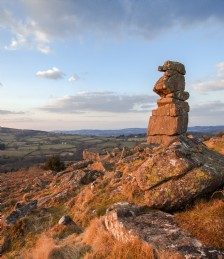Get Outside in Dartmoor National Park
