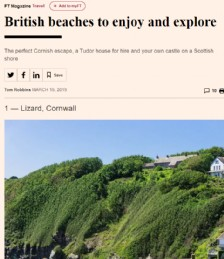 British Beaches to Enjoy and Explore