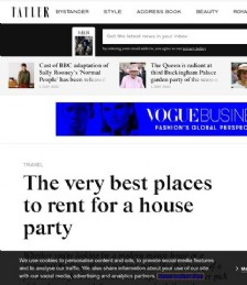 The Best Places to Rent for a House Party