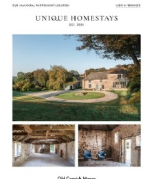 New Property Arrival - Old Cornish Manor