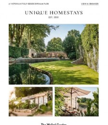 New Property Arrival - The Walled Garden