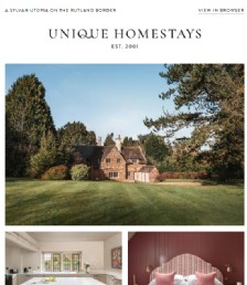 New Property Arrival - Harlequin House