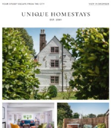 New Property Arrival - Maison Blanche