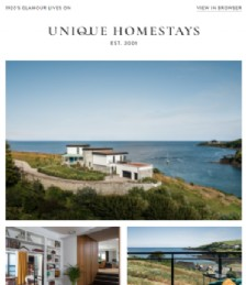 New Property Arrival - Deco Beach House