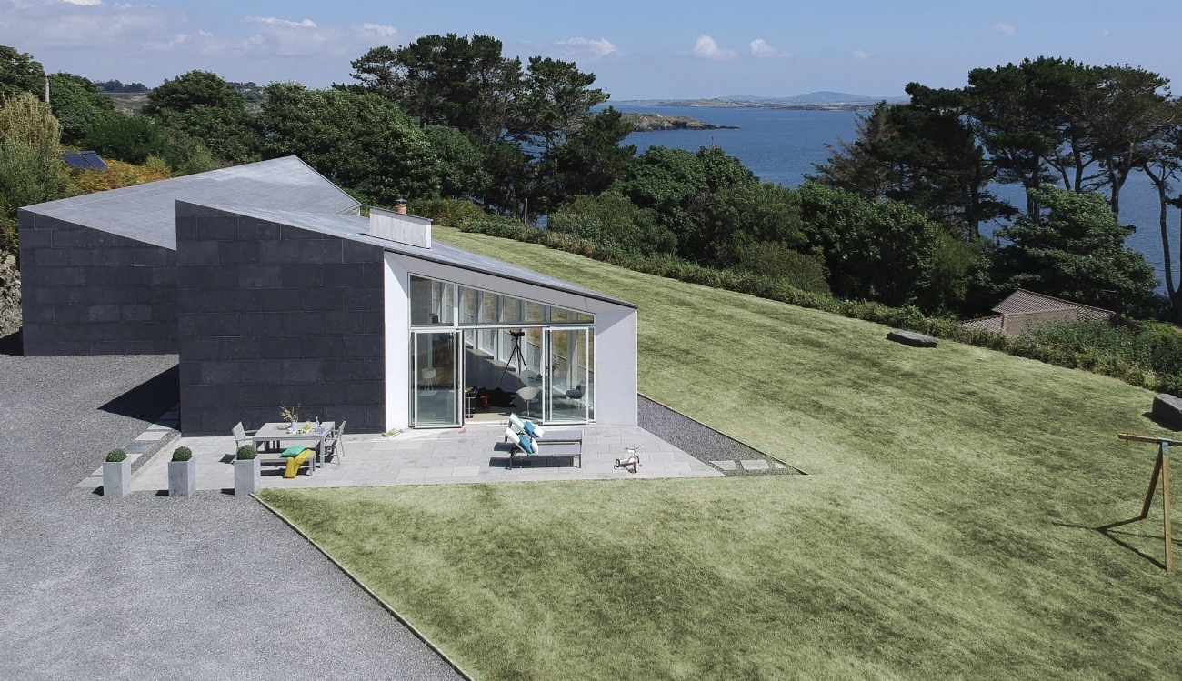 Unique luxury self-catering home on the coast in Schull, West Cork