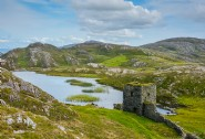 The beautiful Emerald Isle is easy to explore from this self-catering home