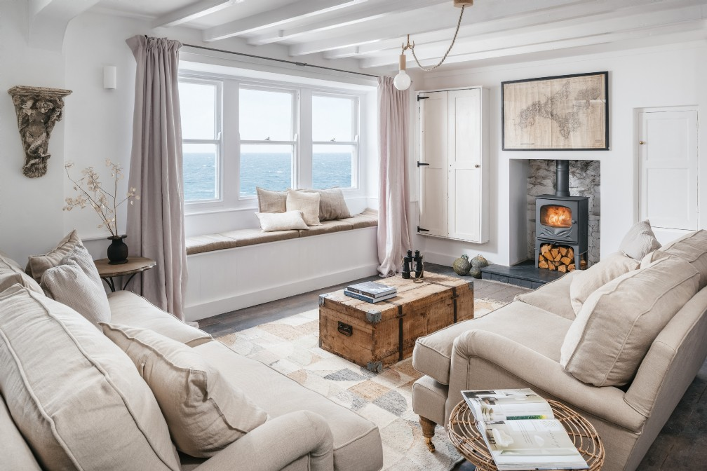 Alba Beach House | Luxury Self-Catering Beach House | St Ives