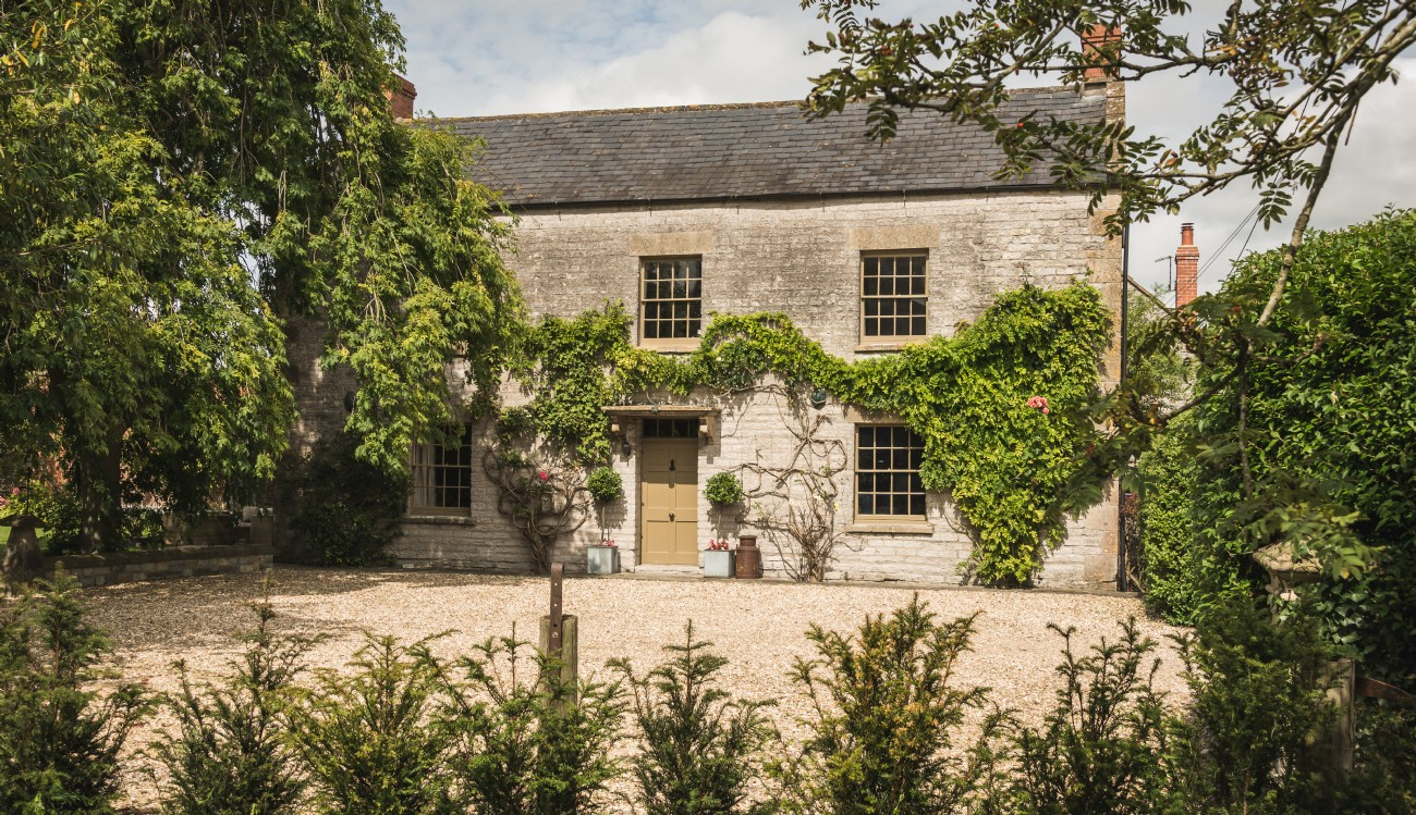 Large luxury self-catering home near Glastonbury, Somerset