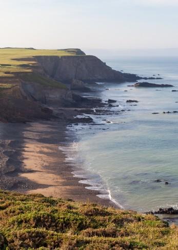 Luxury coastal holiday home in Cornwall