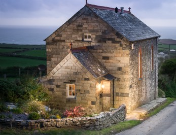 Aphrodite is a luxury self-catering home in Boscastle, North Cornwall