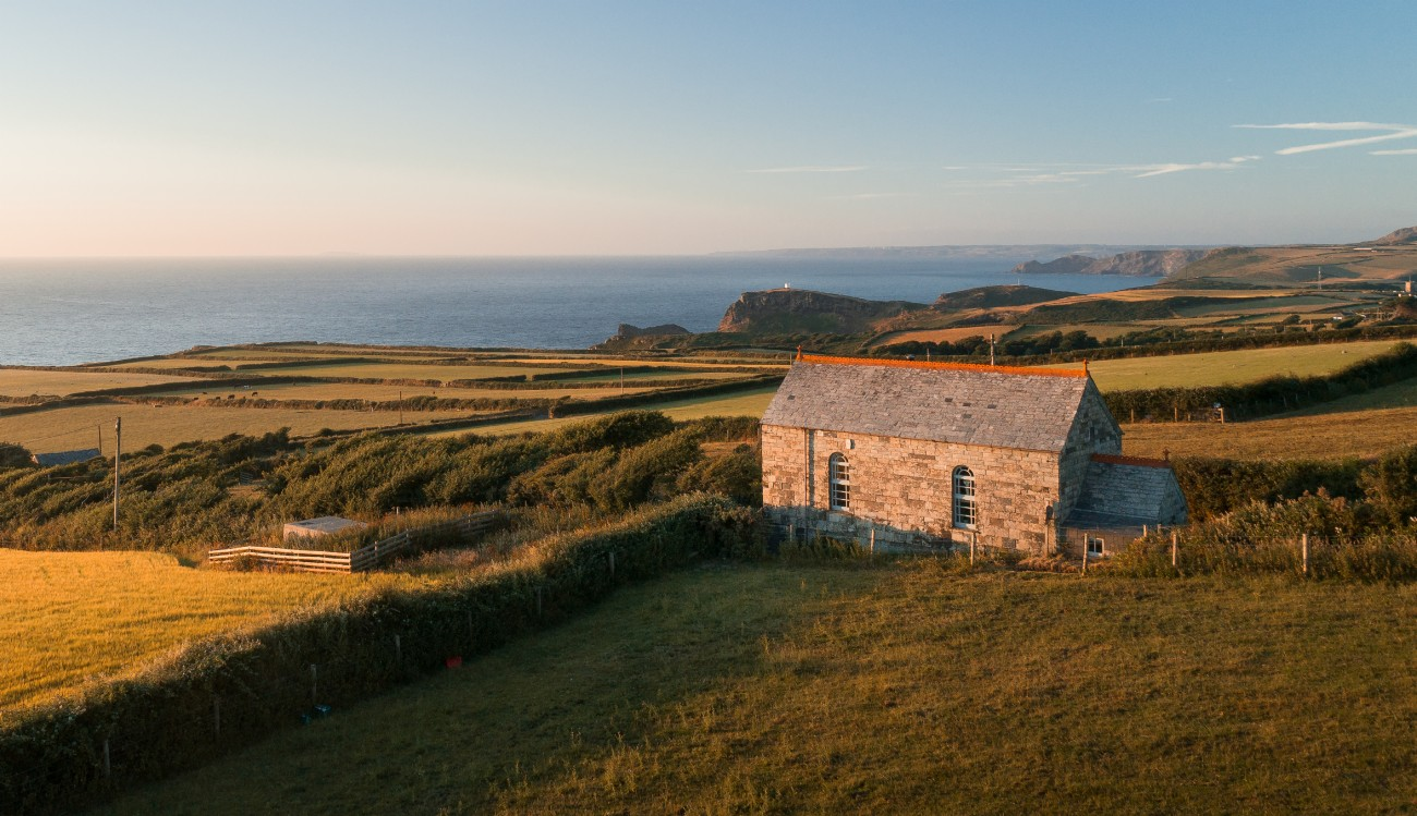 Boscastle luxury self-catering home by the sea, Cornwall