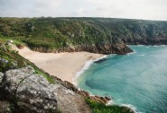 Head down south to explore the sweeping Cornish coastlines
