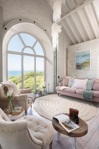 Luxury holiday home Boscastle, Cornwall