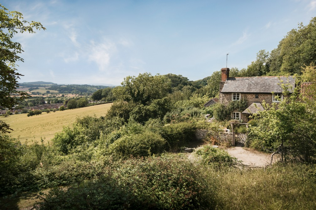 Apifera | Luxury Self-Catering Cottage | Wye Valley, Herefordshire