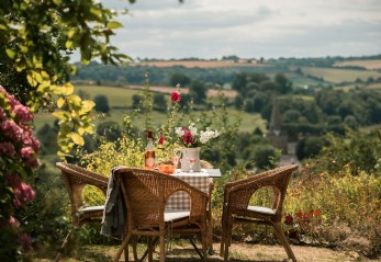 Self-catering English cottage for hire in Wye Valley, Hereford