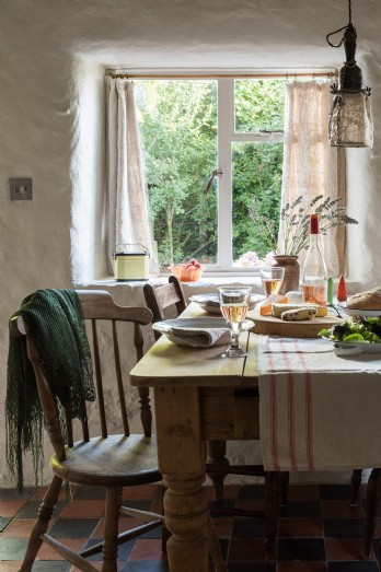 Luxury self-catering in the Wye Valley