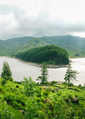 Aquila luxury self-catering near Haweswater in the Lake District,