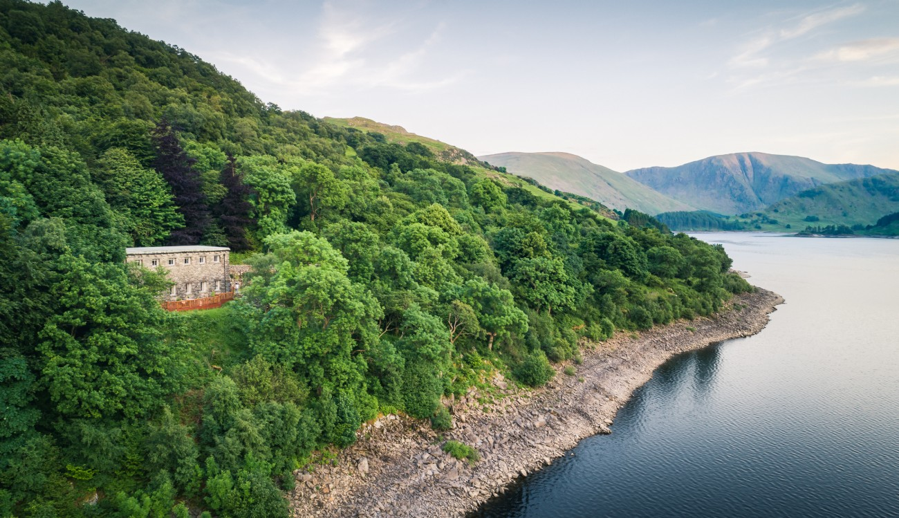 Haweswater Luxury Self-catering Lake House, Lake District