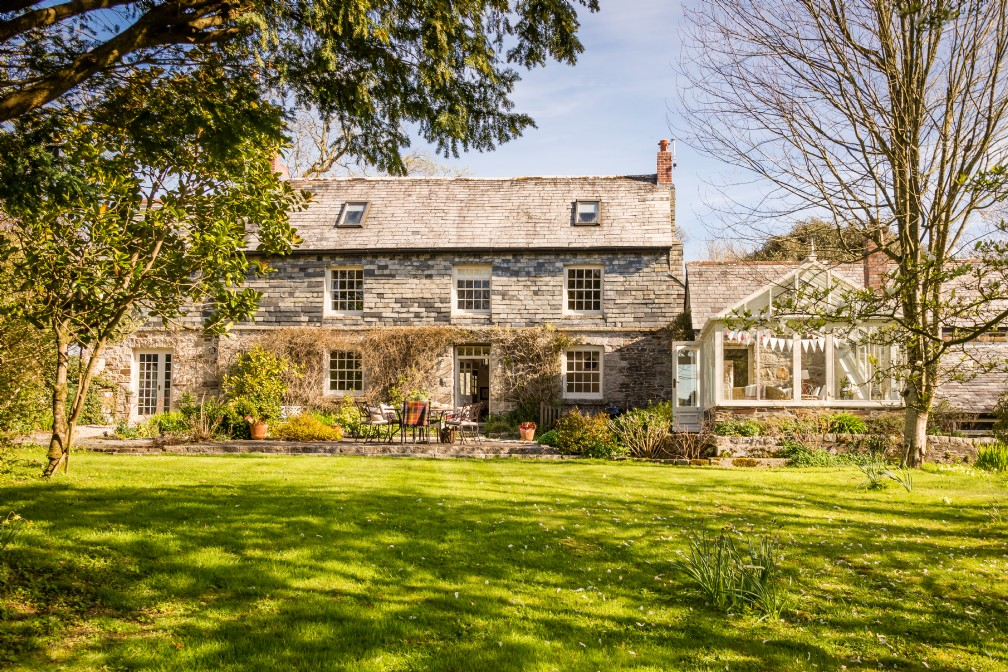 Arcalia | Luxury Self-Catering Farmhouse | Blisland, Bodmin Moor