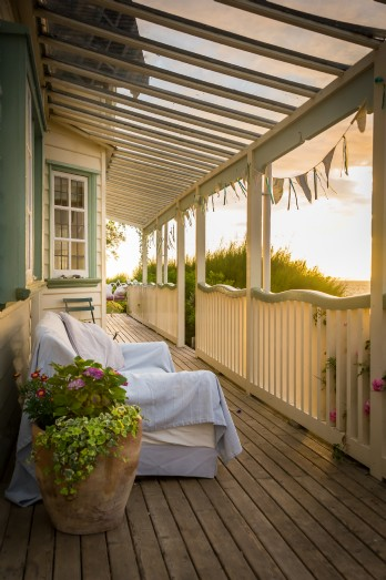 Artists´ Beach House in Tankerton Beach