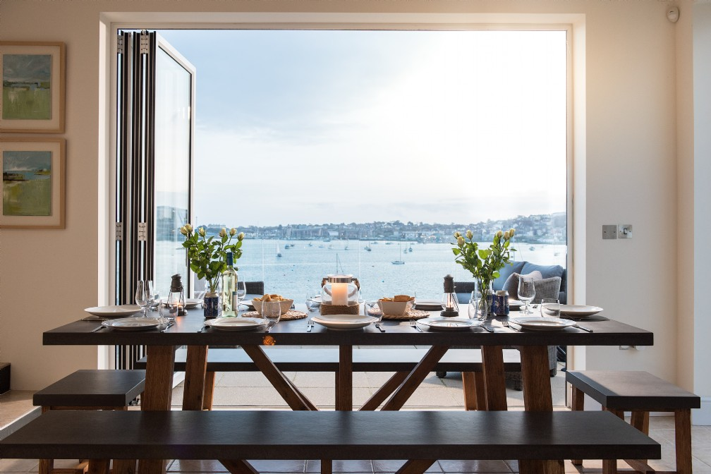 Atlas House | Luxury Coastal Self-Catering | Flushing, Falmouth