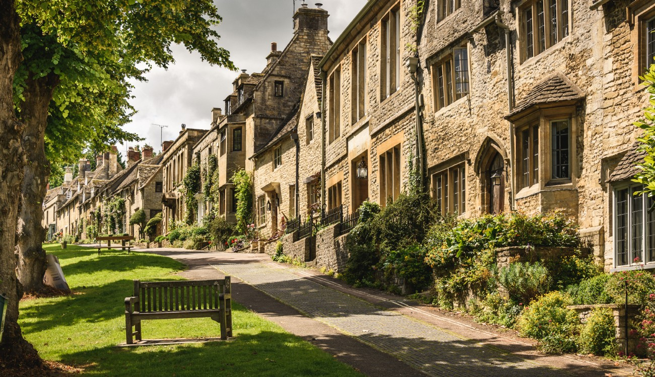 Burford luxury self-catering town house in the heart of the Cotswolds