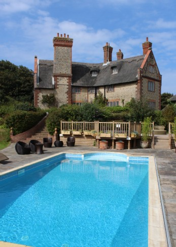 Luxury self-catering property in Norfolk near Norwich